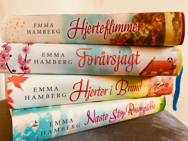 Bogserie om Rosengädda