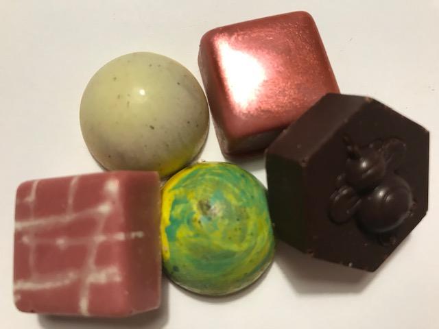 Pfeffer Chokolade