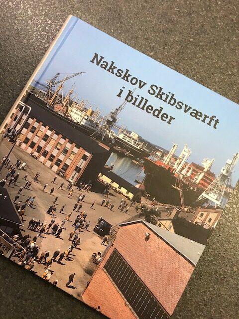 """Til boglancering af bogen """"Nakskov Skibsværft i billeder"""""""